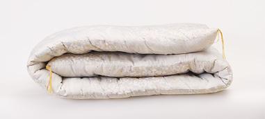 毎日の積み重ねで綿は硬くなる